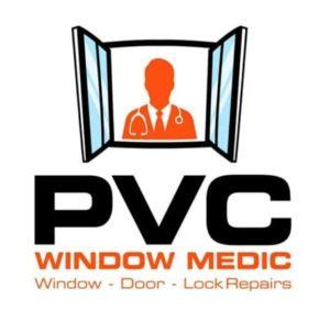 PVC Window Medic logo